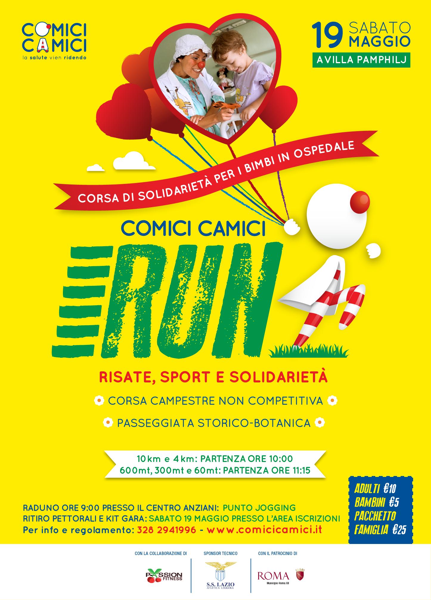Locandina Run Web 2018 2.0